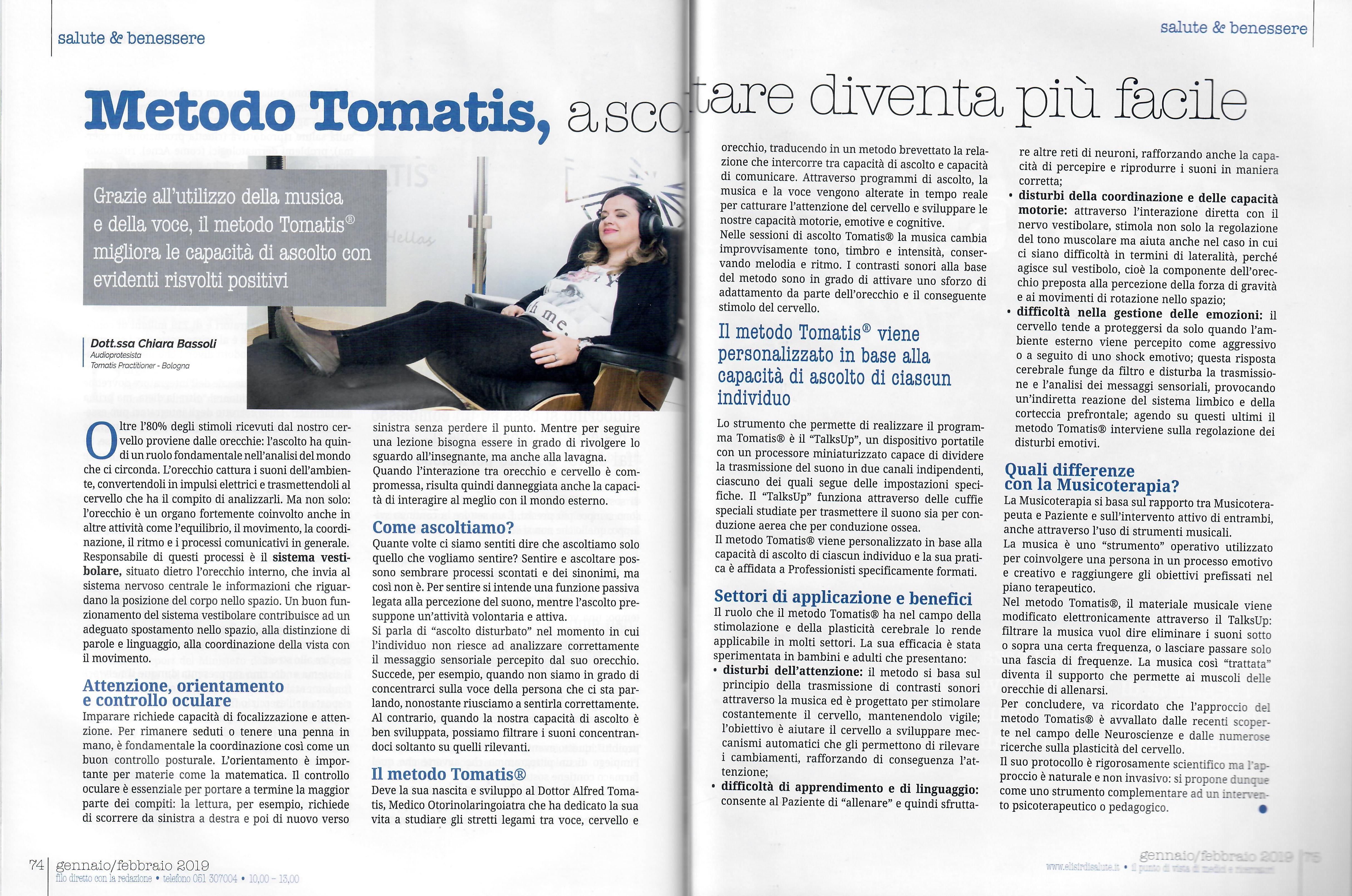 Metodo Tomatis Ascoltare Diventa Piu Facile Aures Bologna